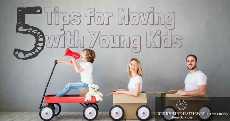 5 tips for moving with young kids