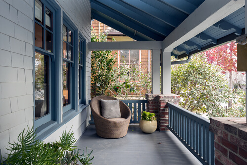 Austin Craftsman-style Exterior Home