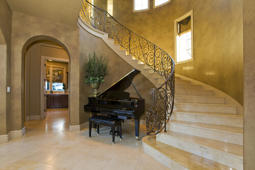 Tuscan homes for sale tuscan inspired real estate austin for Tuscan style homes interior