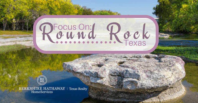 focus on: round rock, tx
