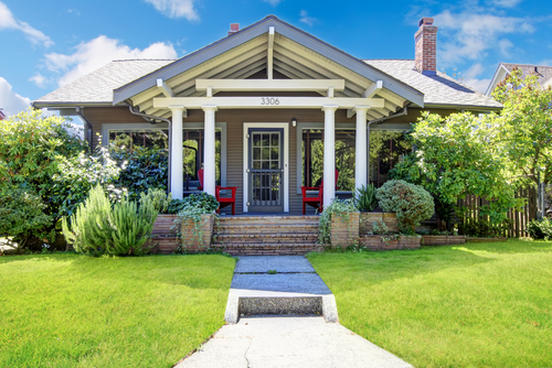 Austin historic homes real estate historic properties for Craftsman style homes for sale in texas